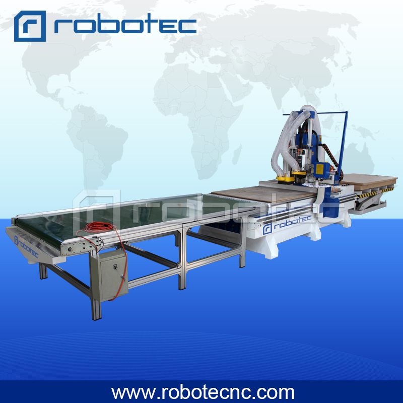 RTM-1325N nesting cnc router