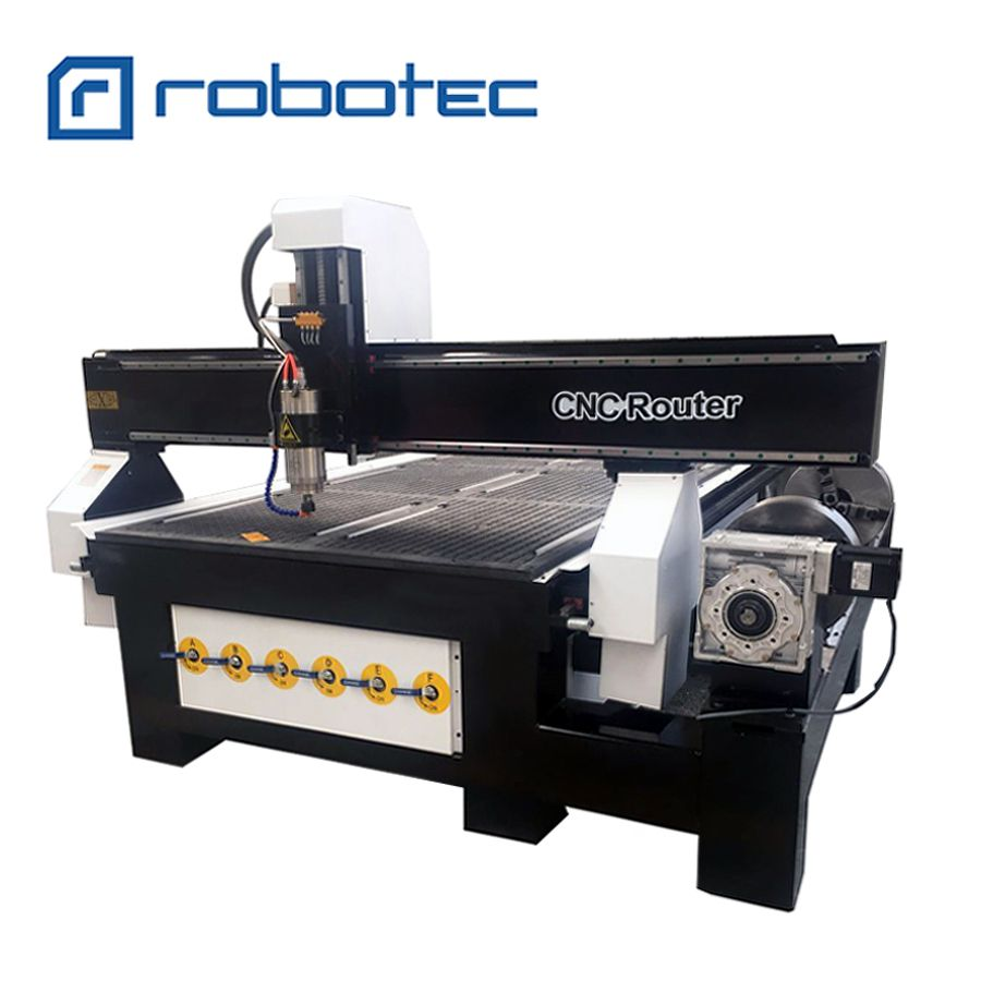 RTM-1325BR 4 axis cnc router